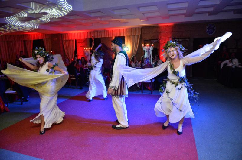 Dracula Party in Brasov